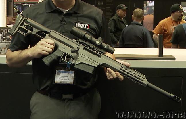 Barrett 98B Tactical