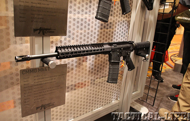 CMMG Mk4 T-Series AR Carbines