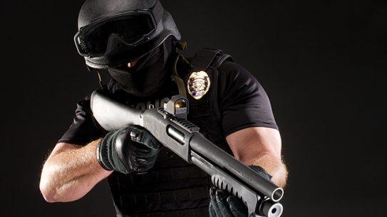 Combat Shotgun Tactics SWAT