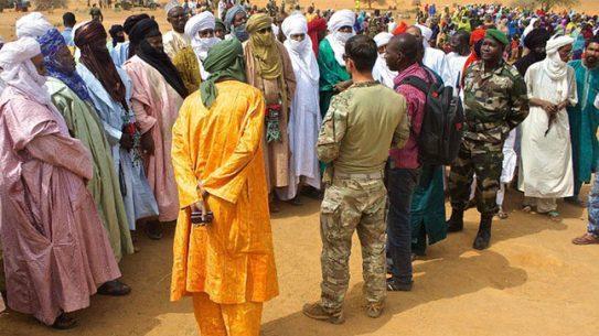Counterterrorism training Africa