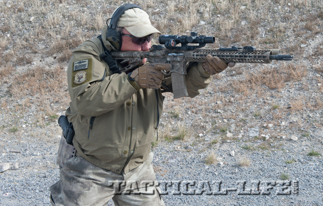 Advanced Defensive Rifle