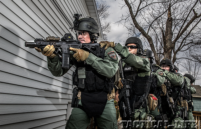 Fishers Police Department Emergency Response Team