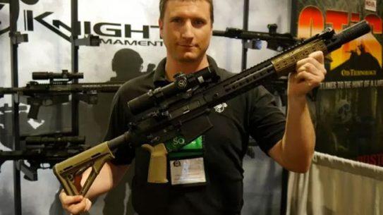Knight's Armament M-110K5