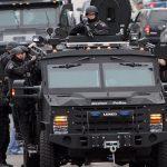 Lenco Industries BearCat Watertown Dog military equipment Obama