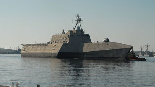 LCS USS Independence