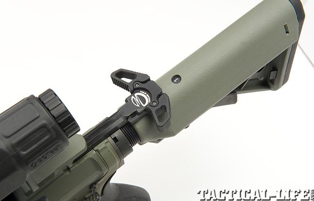 War Sport LVOA-S Short-Barreled Rifle