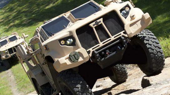 Oshkosh JLTV Joint Light Tactical Vehicle