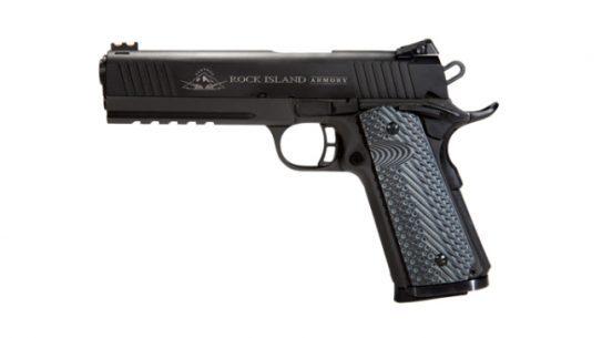 Rock Island Armory Tactical 2011 VZ