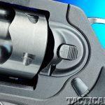 Ruger LCRx cylinder release