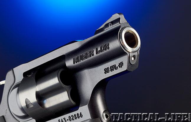 Ruger LCRx barrel side