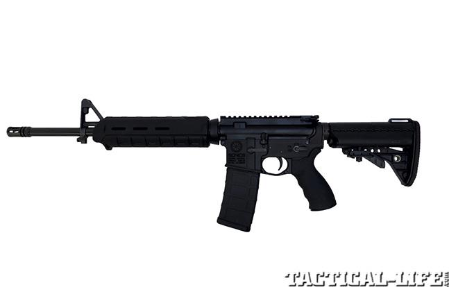 SIONICS Patrol Rifle Zero