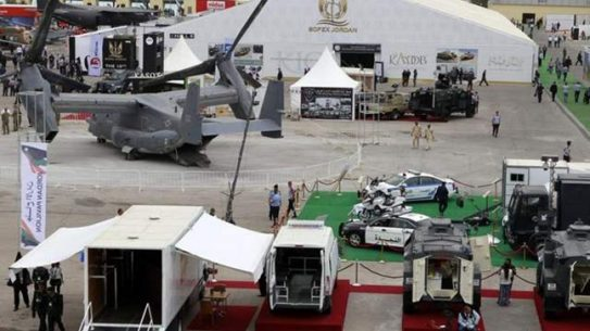 Middle East Special Operations Forces Exhibition and Conference 2014