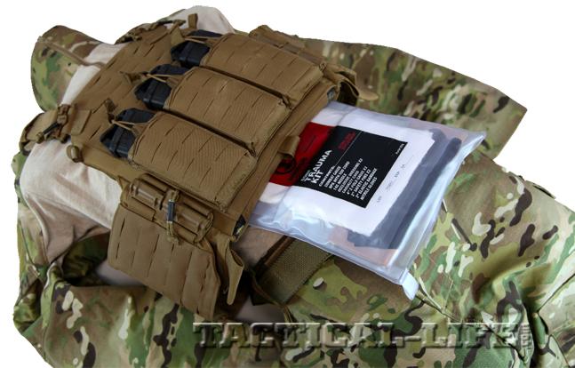 Field Medic: Son Trauma Kits | Tactical Vest Pocket
