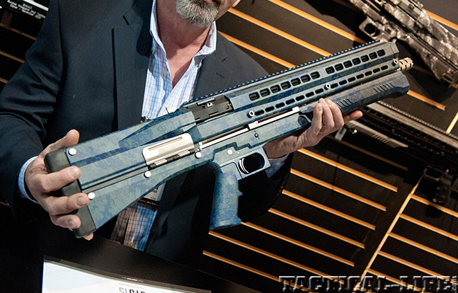 UTAS UTS-15 Marine shotgun