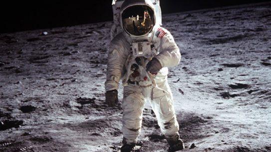 West Point Buzz Aldrin Moon