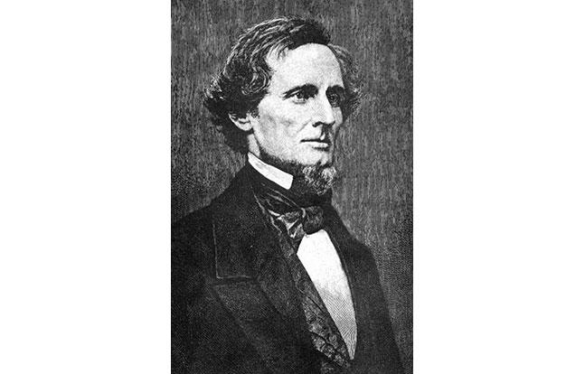 West Point Jefferson Davis