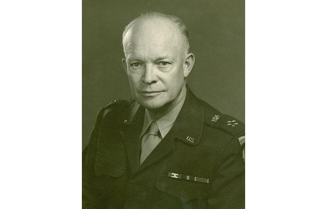 West Point Dwight D. Eisenhower