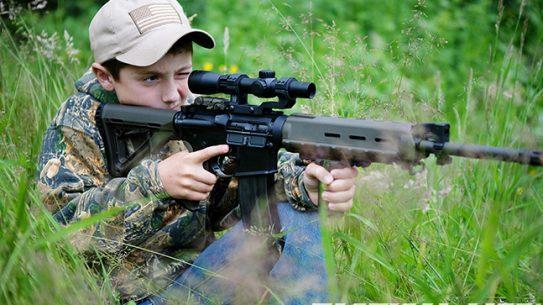 6.8 SPC AR Rifle lead