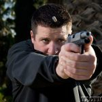 9mm officer fired