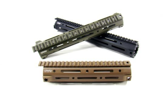 Black Dawn Industries: Multi-Mount Rail