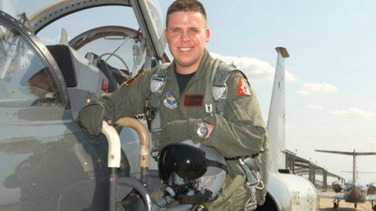Air Force Capt. Mark Gongol