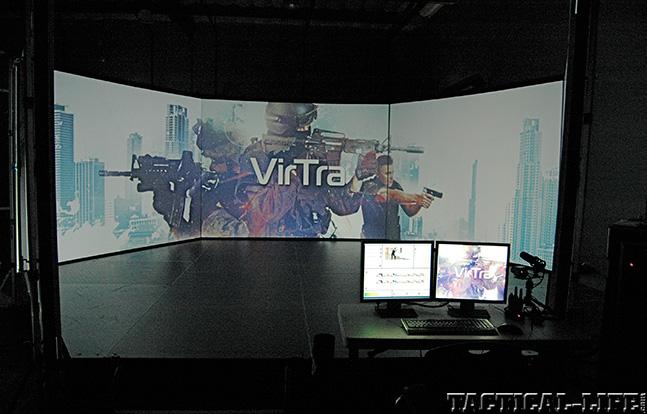 Artemis Defense simulator virtra