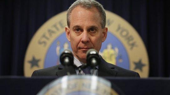 Attorney General Eric T. Schneiderman