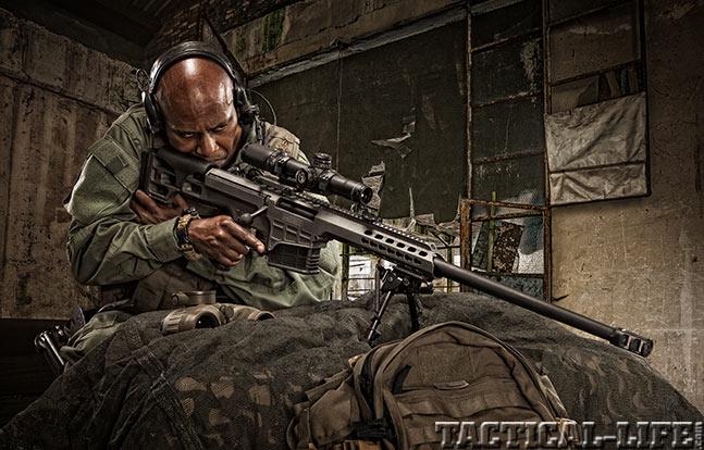 Barrett 98B Tactical lead