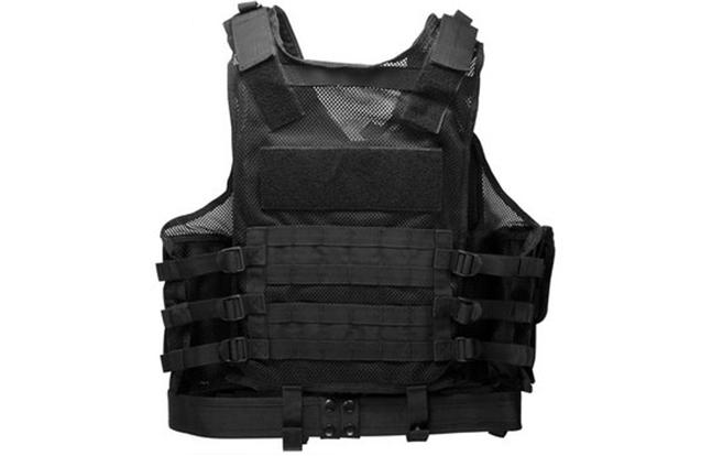 Barska VX-200 Tactical Vest back