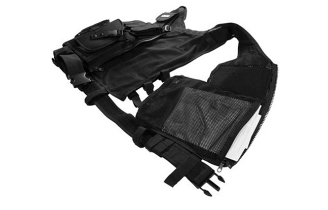 Barska VX-200 Tactical Vest side