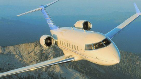 Bombardier Challenger 604 Maritime Surveillance Aircraft (MSA