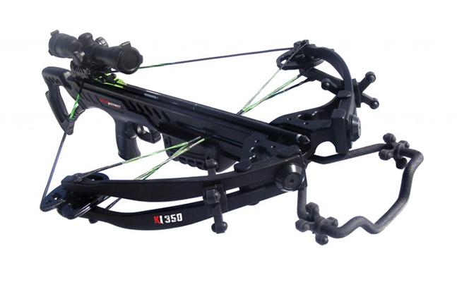 Borkholder Archery Killer Instinct KI 1350 crossbow kit