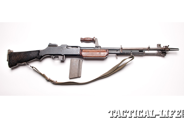 Browning Automatic Rifle right