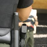 Chesterfield County Police Department holster