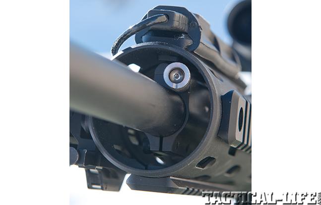 Colt CRB-16RR 300 Blackout adjustable gas block