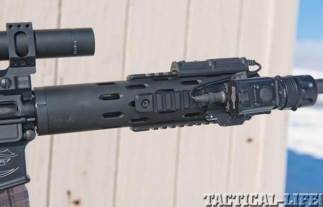 Colt CRB-16RR 300 Blackout forend