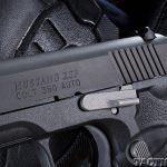 Colt Mustang XSP slide stop