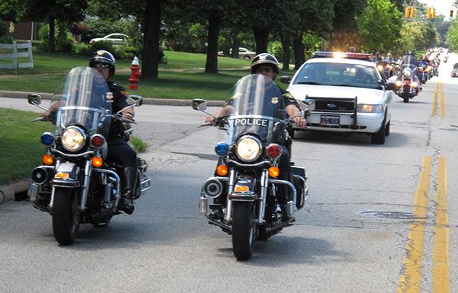 Cops Ride Ohio