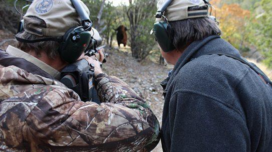 CZ 557 Sporter FTW Ranch hunt
