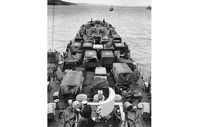 D-Day Coast Guard Normandy