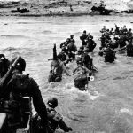 D-Day Water Walking