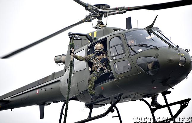 Danish Special Operations Jaegerkorpset