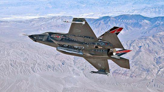 F-35 Lightning II R&D