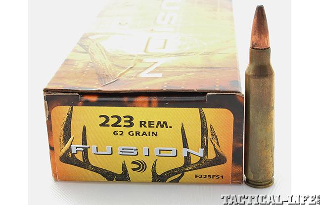 Federal 55-grain bullet