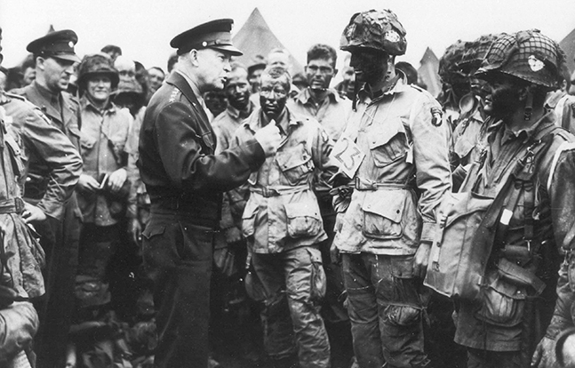 Dwight D. Eisenhower D-Day