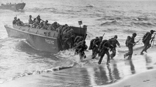 Higgins Boat World War II