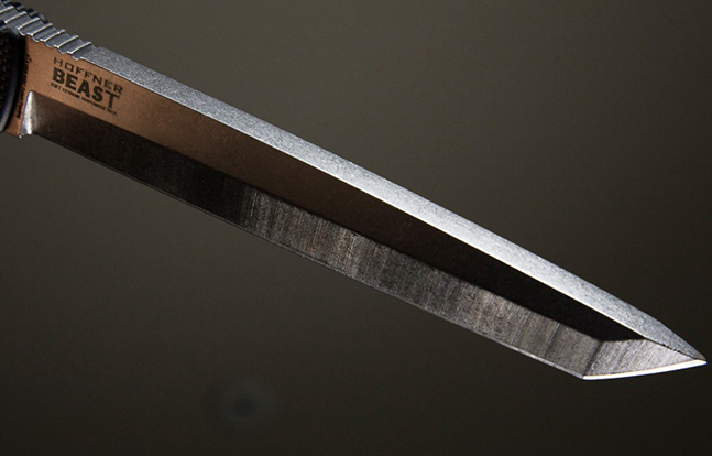 Hoffner Knives Beast blade