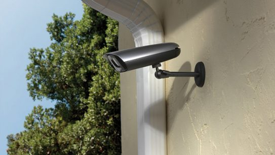 Home security camera Lenexa
