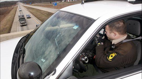 Illinois Police ticket quota
