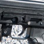 IS132SM Saiga optics mount